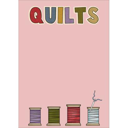 Notitieblok Quilts