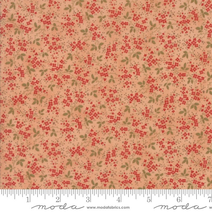 Quiltstof Courtyard 44125 11 - Sisters