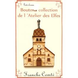 Knoopje Franche Comté  #040
