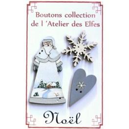 Knoopjes  Noël #041