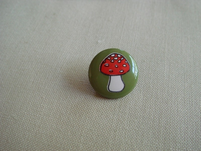 Paddestoel (groen)