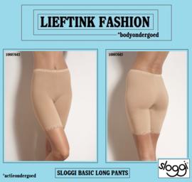 ACTIE: SLOGGI DAMES BASIC LONG PANTS -BODY ONDERGOED- *actieondergoed