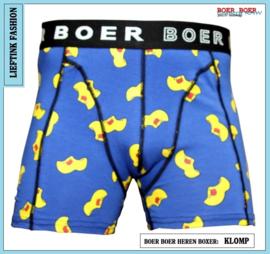 BOER BOER HEREN BOXER - BULL - KLOMP - SCHAAP - KOE - *bodyondergoed