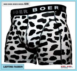 BOER BOER HEREN BOXER COUNTRY RAW - ELASTISCH KATOEN - *casualunderwear
