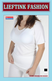 ACTIE: THERMO DAMES SHIRT K.M. IVOOR - WINTERSPORT ONDERGOED *bodyondergoed