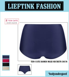 ACTIE: TEN CATE NAADLOZE SECRETS MAXI 30176 (Invisible Underwear) *bodyondergoed