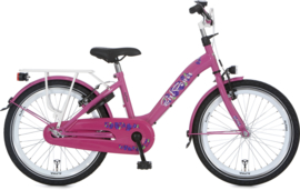 ALPINA GIRLPOWER MEISJESFIETS 22 INCH CANDY PINK