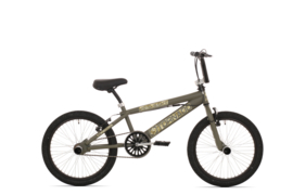 BMX Freestyle / Crossfiets BUGATTI TORNADO  CAMOUFLAGE 20 INCH LIMITED EDITION