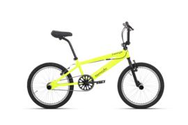 NIEUWE FREESTYLER!!! BMX Freestyle / Crossfiets BUGATTI TORNADO NEON GEEL 20 INCH