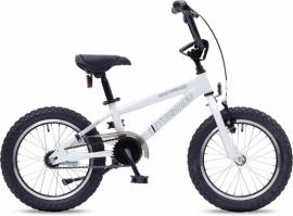 BMX / Crossfiets BUGATTI TORNADO WIT 16 INCH FREESTYLE TERUGTRAPREM