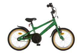 ALPINA COMET JONGENSFIETS 16 INCH AMAZON GREEN