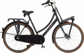 CORTINA U4 TRANSPORT 3 VERSNELLINGEN DENIM STAR GREY MATT MET ROLLERBRAKE