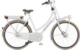 CORTINA E-U4 TRANSPORT DAMES LIGHT GREY 28 INCH 8 VERSNELLINGEN