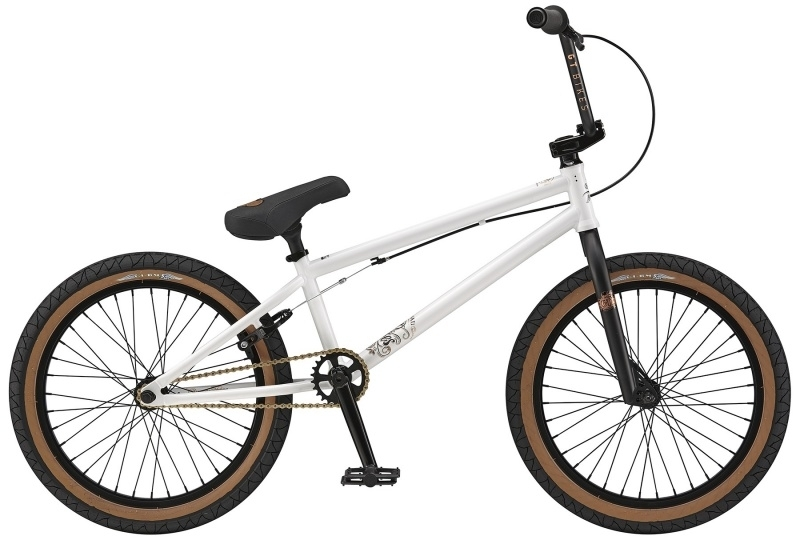 BMX GT WISE XL SATIN WHITE