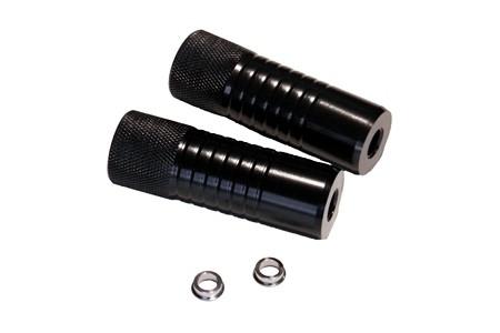 VWP PEGGS zwart (2 stuks)