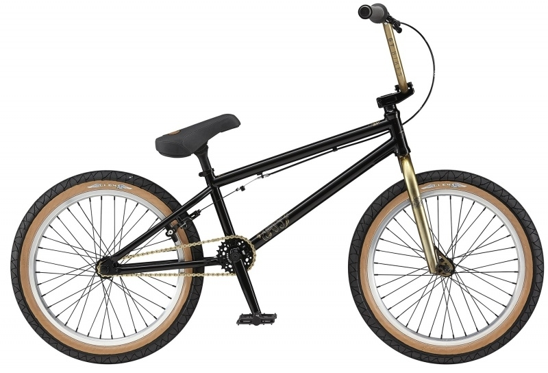 BMX GT WISE GOLDPROOF  BLACK