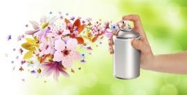 500 ml Roomspray diverse geuren