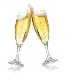 10 kg. Champagne Créme rasul (nu met gratis 5x 75cl Champagne fles (1,1%alc)