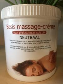 750 Gram Massage Créme - Diverse geuren