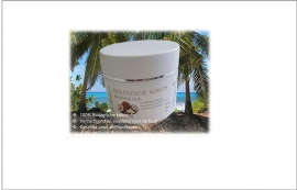 Biologische Cocos Massageolie (300 gram pot)