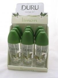 Doos 9 x 150 ml Duru eau de cologne lemon (spray flacon)