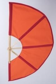 Opgietvlag inklapbaar Oranje