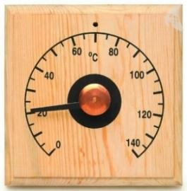 Sauna thermometer basic zonder beschermingsglas