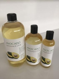 500 ml Avocado Massage Olie