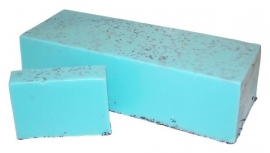 Handgemaakte design spa zeep ` Aloe Vera` 1,3 kilo