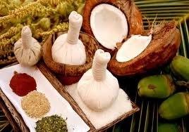 Kokos stempels ( per 2 verpakt )