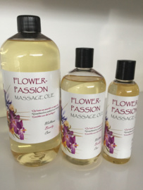 5 ltr. can Flower passion massage olie