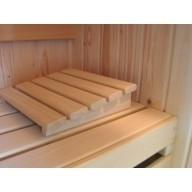 Sauna Hoofdsteun (5planken)
