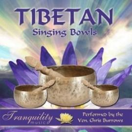 Tibetaanse klankschaal muziek cd / Singing Bowls