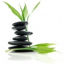 1 ltr. Bamboe Massage Olie + Pomp