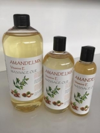 10 ltr. Can Amandelmix Massage Olie