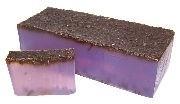 Handgemaakte design zeep ` French Lavender` 1,3 kilo