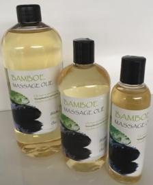200 ml Bamboe Massage Olie