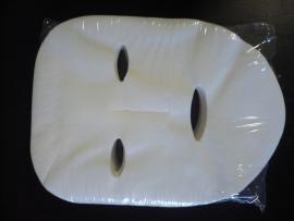 Cellulose Gezichtsmaskers losse vellen (100 P.Zak)