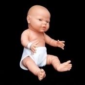 babypop jongetje ( t.b.v baby massagecursus )