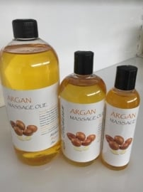 1 liter Argan massageolie