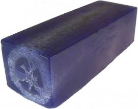 Design loofah zeep ` Framboos` 1,5 kilo