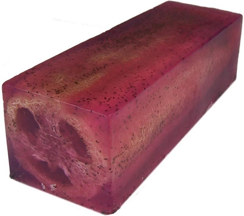 Design loofah zeep ` Rose ' 1,5 kilo