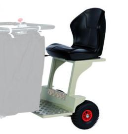 Sulky voor Veegmachine Cramer KM HVR Plus 100