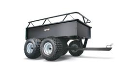 Aanhangwagen voor Zitmaaier 450 kg laadvermogen Heavy Duty