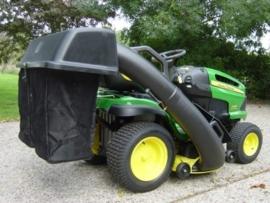 Gras- en Bladopvang John Deere X100 Serie 107 cm