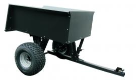 Aanhangwagen voor Zitmaaier 680 kg laadvermogen Heavy Duty
