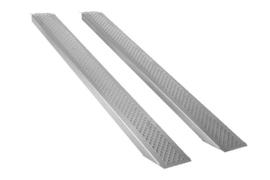 Oprijplaten voor Zitmaaier 200 cm - 1.000 kg Aluminium