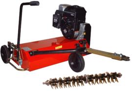 Lazer Getrokken Verticuteermachine voor Zitmaaier 74 cm