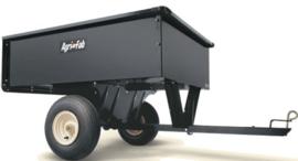 Aanhangwagen voor Zitmaaier 500 kg laadvermogen
