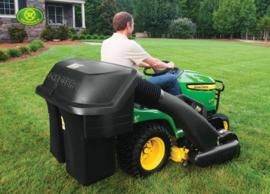 Gras- en Bladopvang John Deere X300 Serie 122 cm Powerflow